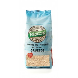 THICK ROLLED OATS WHOLE GRAIN  BIOCOP 500G