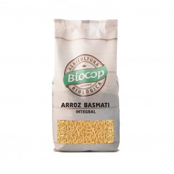 Whole basmati rice Biocop 500g
