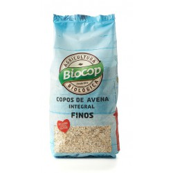 Fine whole oat flakes Biocop 500g