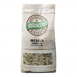 MIXED SEEDS WITH TOASTED SESAME BIOCOP 250G