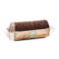 Galleta maría integral semillas choco Biocop 175 g