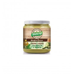 Zucchini and peppermint light cream 295g