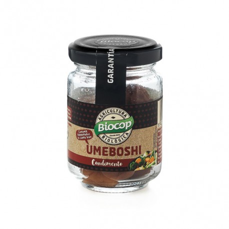 Whole Umeboshi Biocop 80g